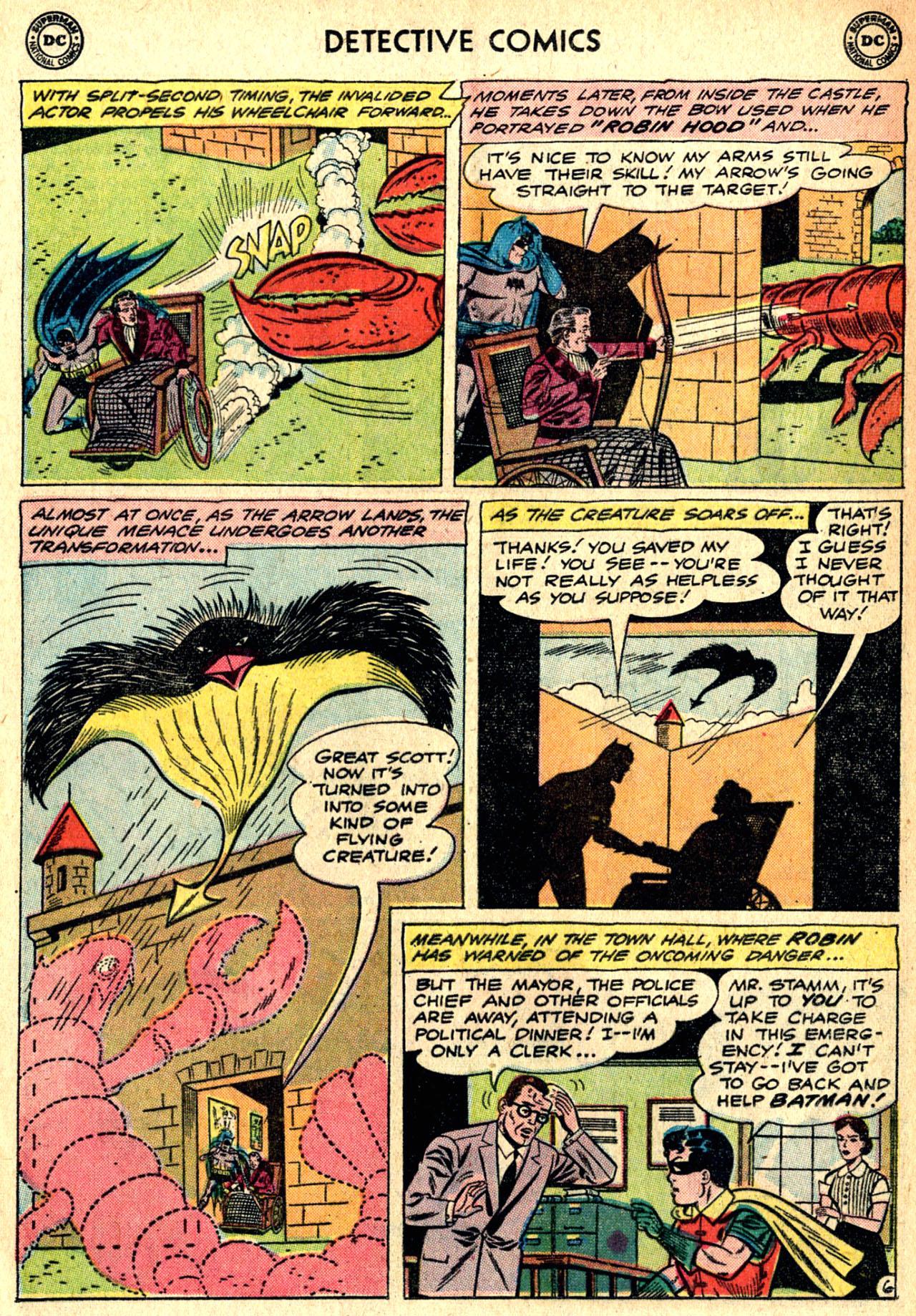 Detective Comics (1937) 288 Page 7