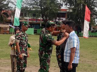 Opster TNI 2019 di KLU dan Lobar Ditutup Kasdam IX/Udayana