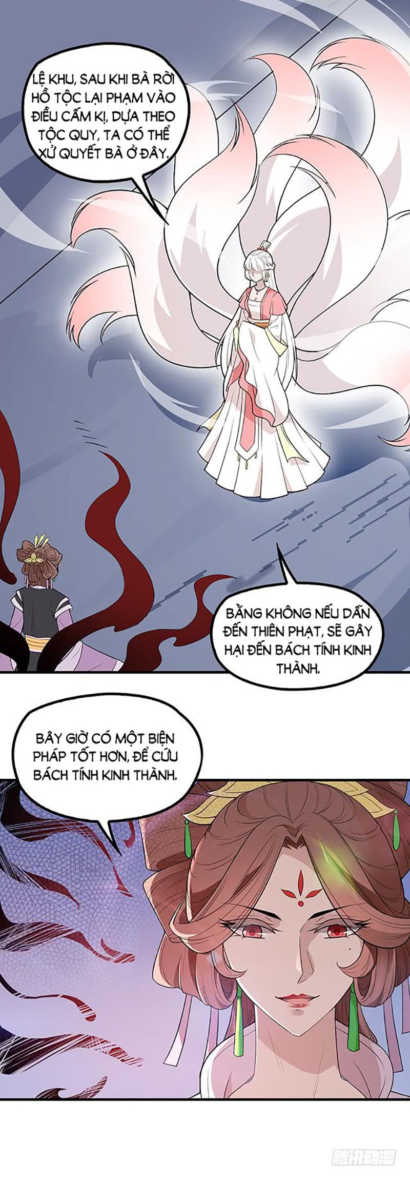 Vương phi thật uy vũ chap 44 - Trang 29