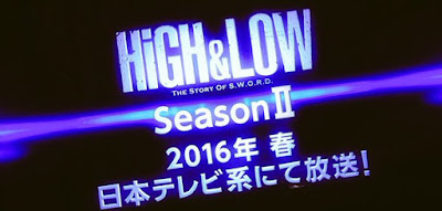 High&Low 第二季 2016春季日劇 線上看 中字