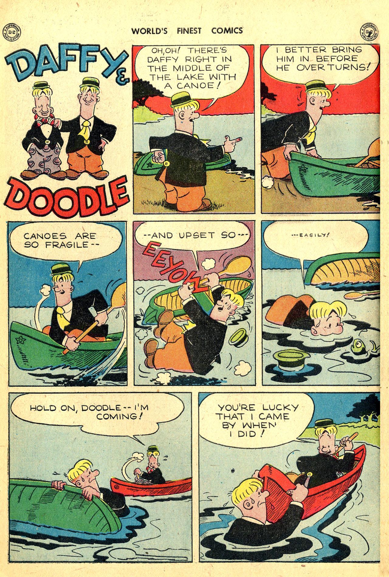 Read online World's Finest Comics comic -  Issue #18 - 34