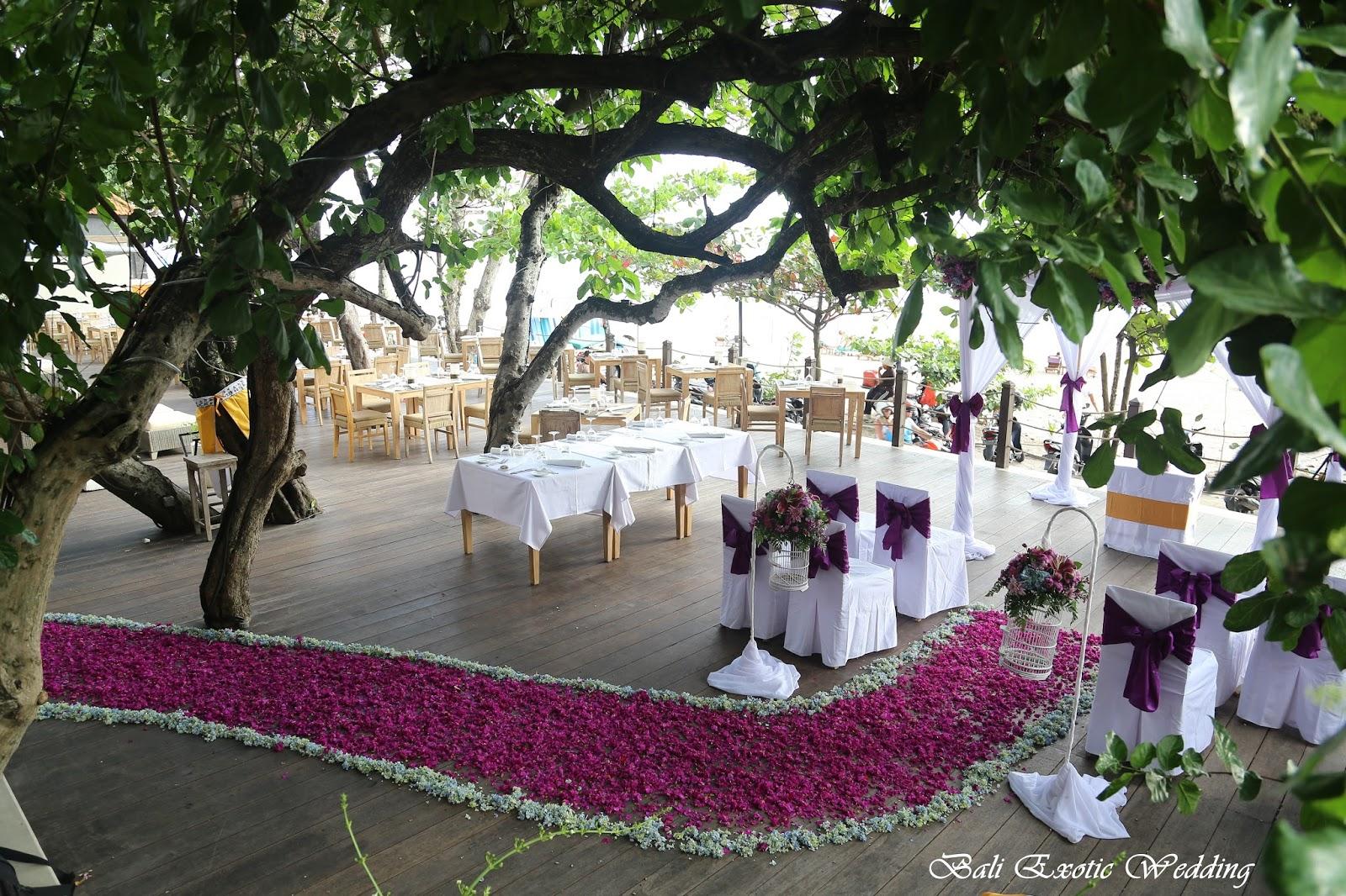 Bali Trend Wedding