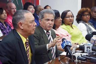 Gremios conforman el Pacto Nacional por la Salud