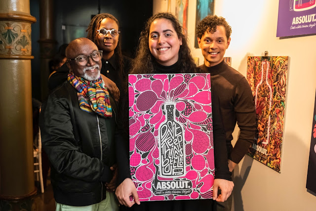 Absolut Announces Winner of Global Creative Competition from 7,500 Entrants