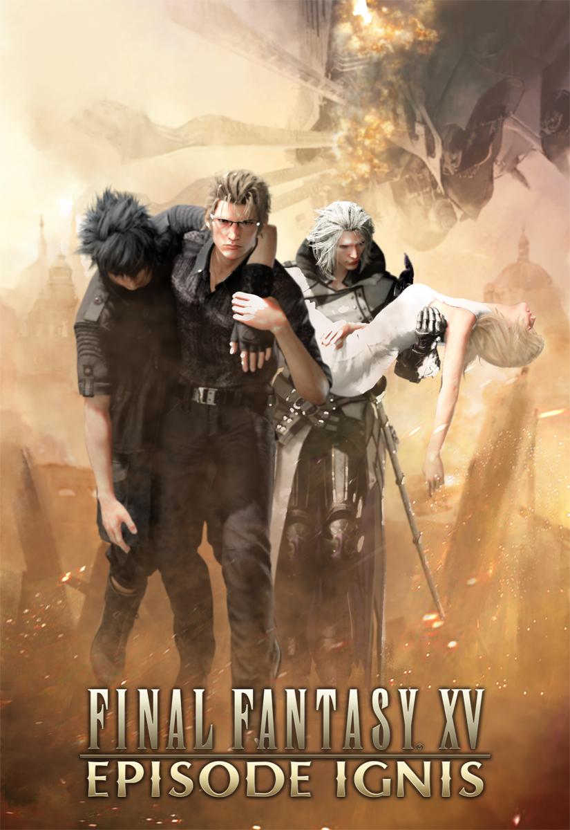 Ya disponible el Episode Ignis de Final Fantasy XV