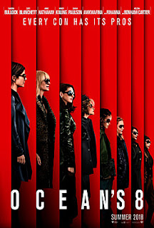ocean's eight - every con has its pros