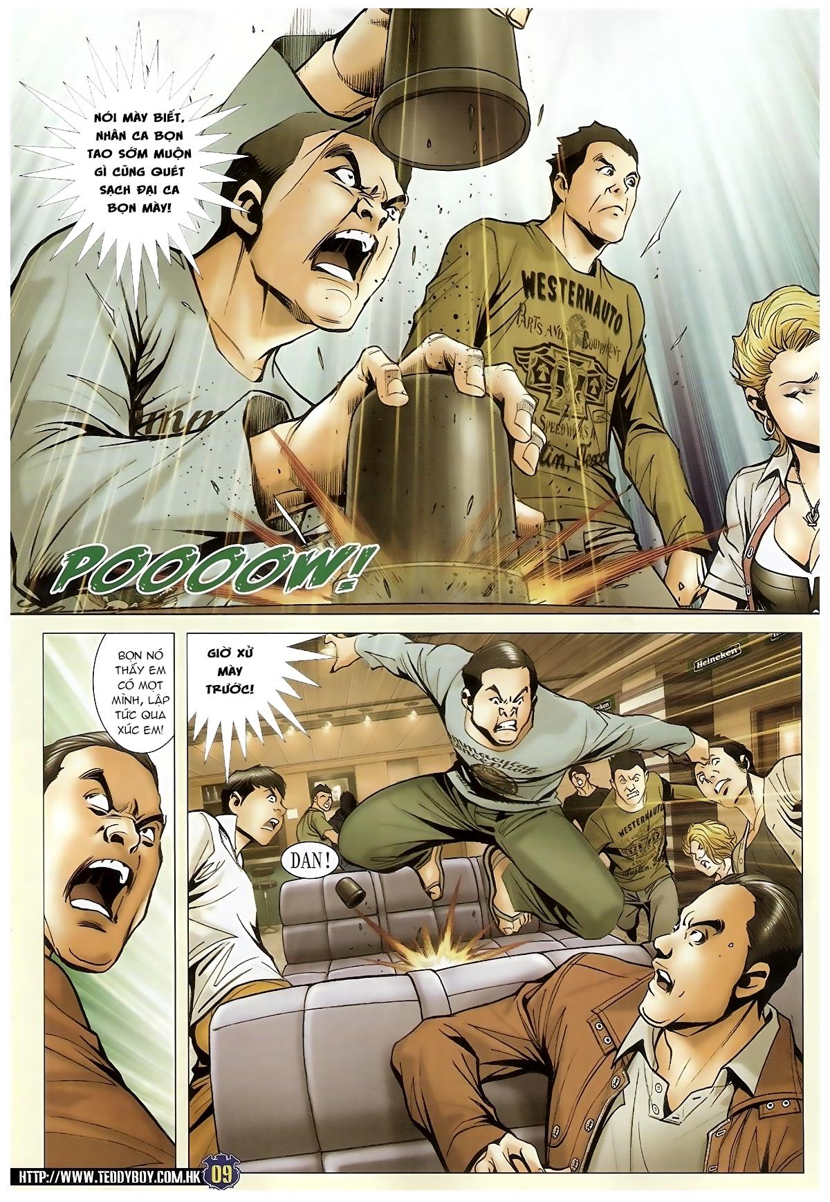 Người Trong Giang Hồ - Chapter 1493: Tốt bụng làm hỏng chuyện - Pic 8