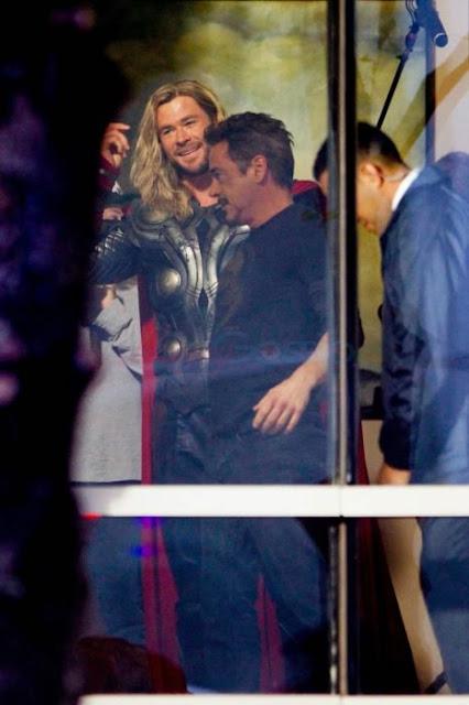 Se está preparando una nueva secuela de los Avengers