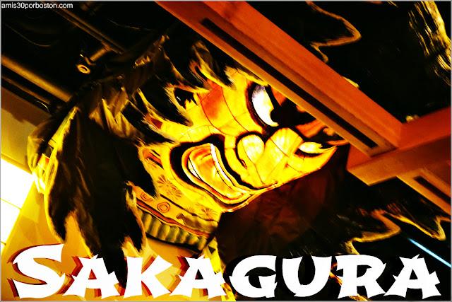 Restaurantes Japoneses en Nueva York: Sakagura