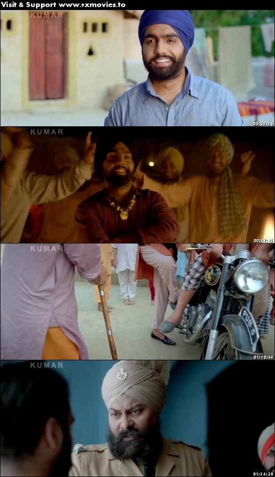 Bambukat 2016 Punjabi 480p DVDRip 300mb