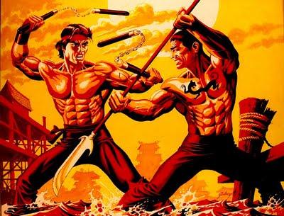 Imagen de Shang Chi y el Gato