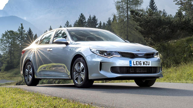 Kia Optima Phev Saloon