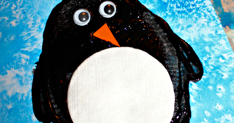 Arts Crafts And Penguin