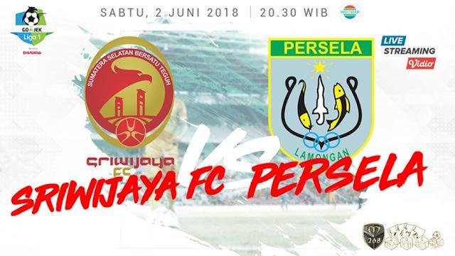 Prediksi Sriwijaya FC Vs Persela Lamongan, Sabtu 02 Juni 2018 Pukul 20.30 WIB @ Indosiar
