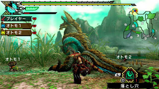 Download Monster Hunter Portable Japan Game PSP for Android - www.pollogames.com