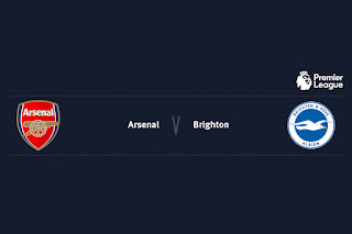 Match Preview Arsenal v Brighton Premier League