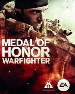 Medal of Honor cover 2