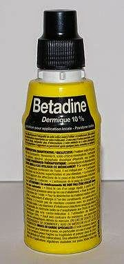 Betadine: Indications, Side Effects,