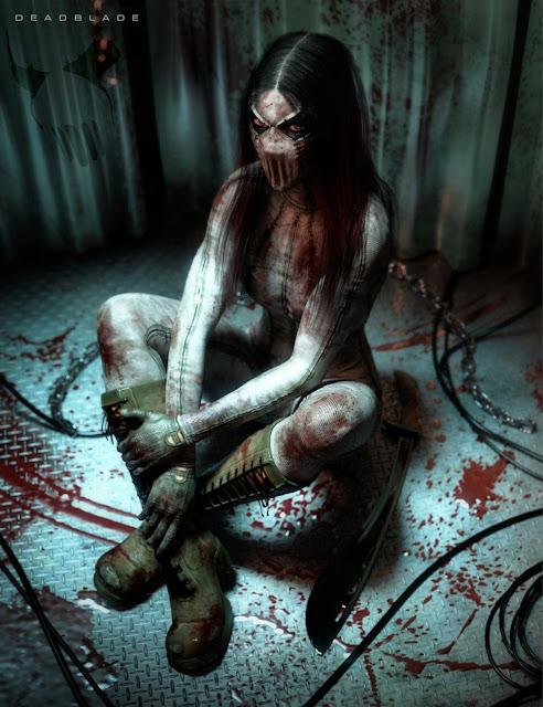 DeadBlade for Genesis 3 Female