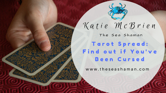 Tarot Spread - Find out if You've Been Cursed - Katie McBrien - The