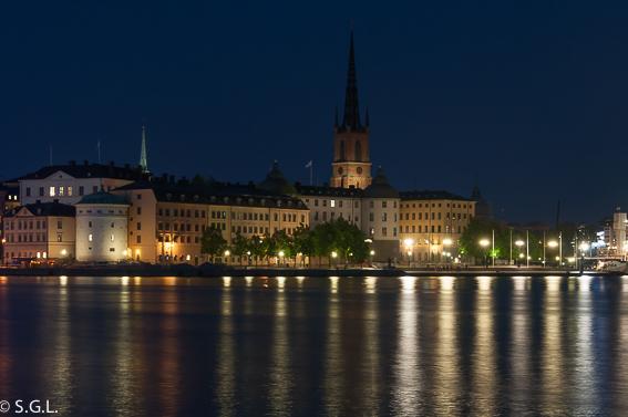 Gamla stan nocturna de Estocolmo. 7 cosas que no te puedes perder en Estocolmo