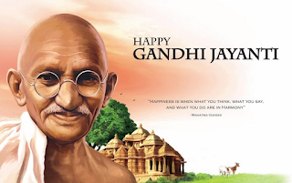 Gandhi Jayanti Wallpapers 2018