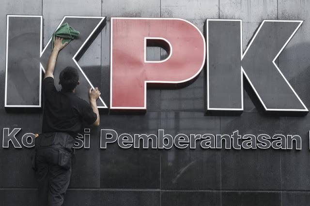 KPK Tangkap 2 Kepala Dinas Pemkab Tulungagung