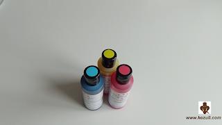 Цветная глазурь для пряников и печенья. Окраска айсинга