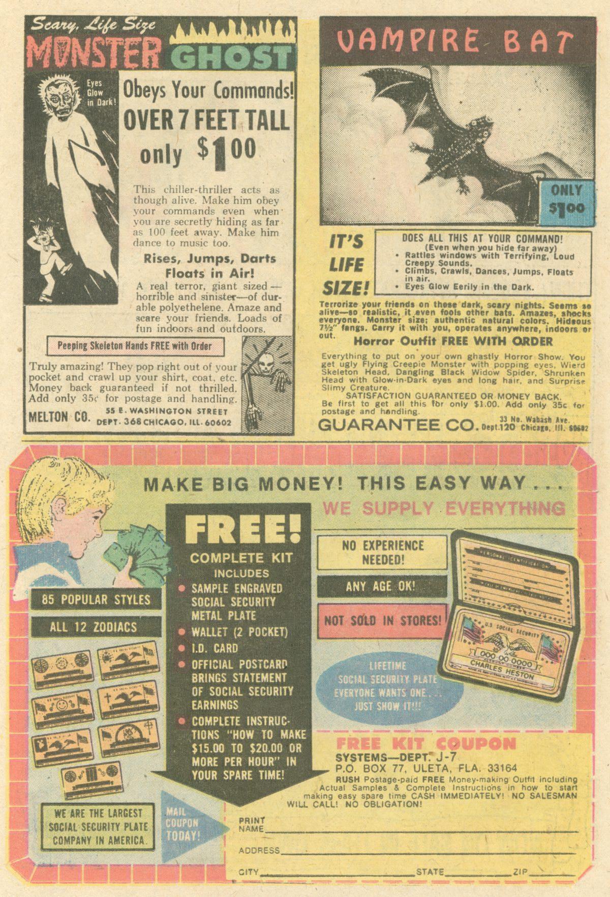 Read online World's Finest Comics comic -  Issue #231 - 23