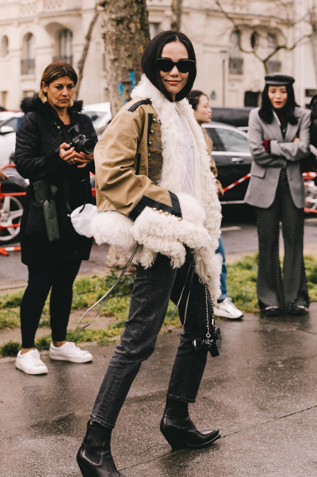 13 Fleece-Lined Jackets for a Cozy, Chic Winter