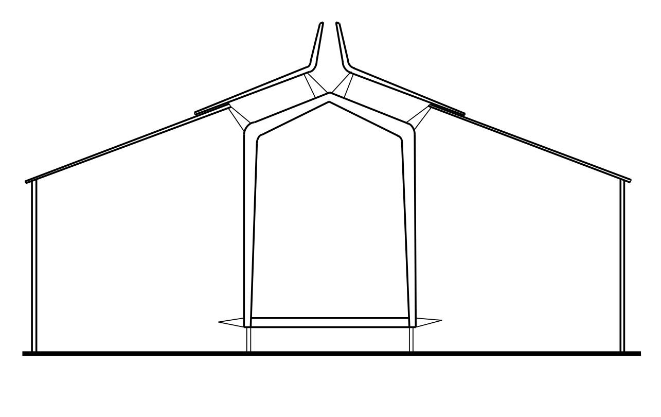 Maison Tropicale Morphology Jean Prouve S Prefabricated