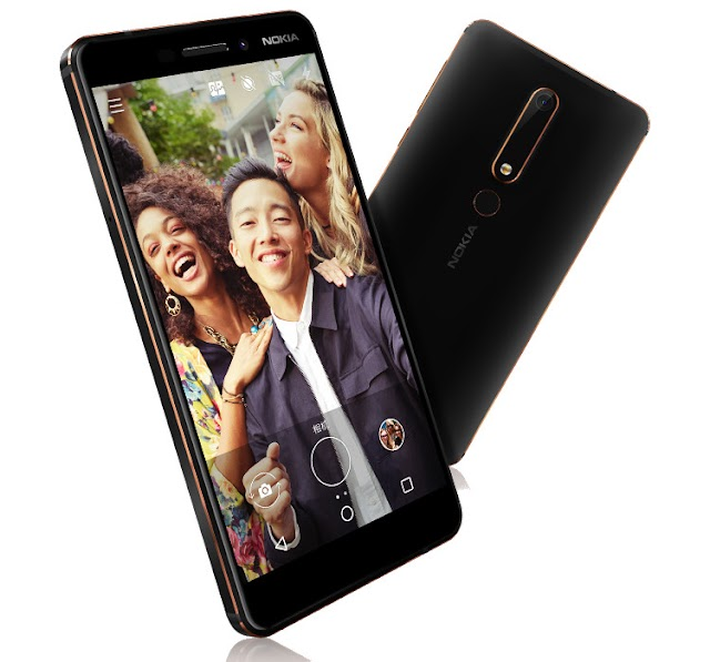 New Nokia 6 Arrived With USB Type C and Improved Specs, 2018 Edition