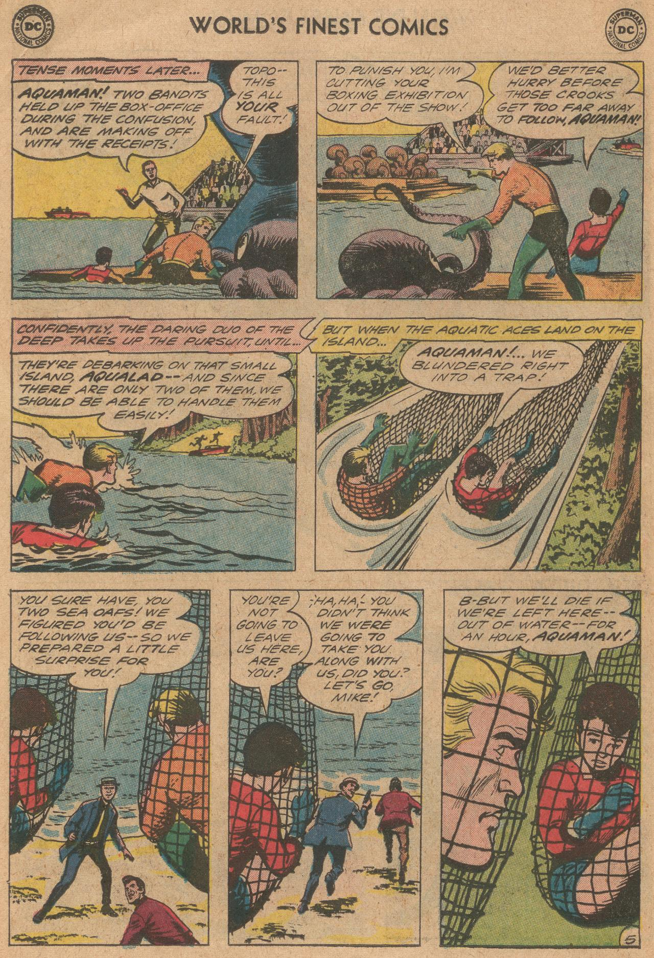 Read online World's Finest Comics comic -  Issue #126 - 20
