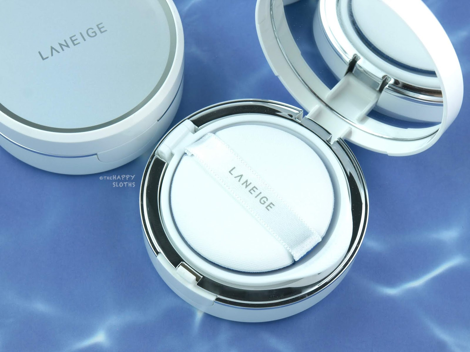 LANEIGE | BB Cushion Hydra Radiance SPF 50: Review and Swatches