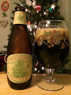 Anchor Christmas Ale 2015 1