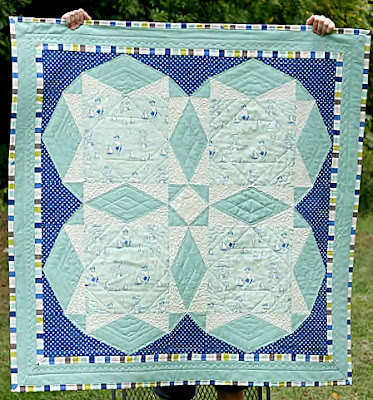 Quilt Inspiration Storm At Sea Quilts Free Block