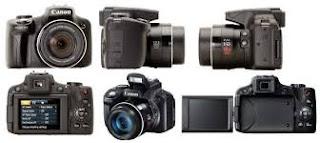 Spesifikasi Berbagai Jenis Kamera (Camera Specification)