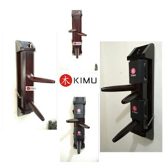 Jual mok yan jong - wooden dummy - manusia kayu recoil KIMU wing chun