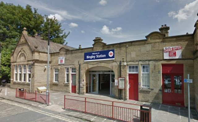 Police called after 'serious assault' at Bingley train station