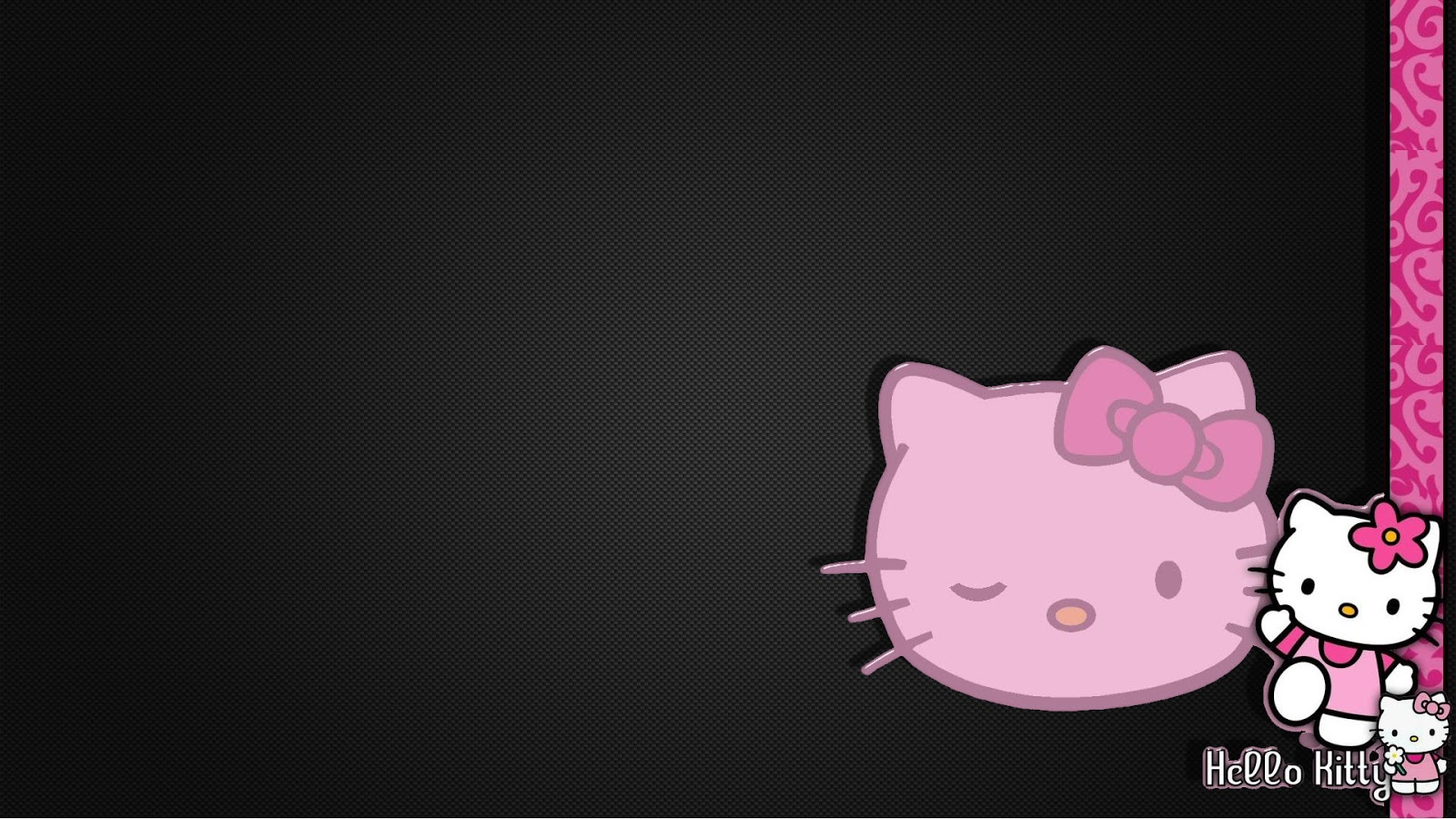 Kitty Wallpaper Background