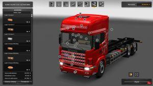 Scania 4 truck v 2.2.2
