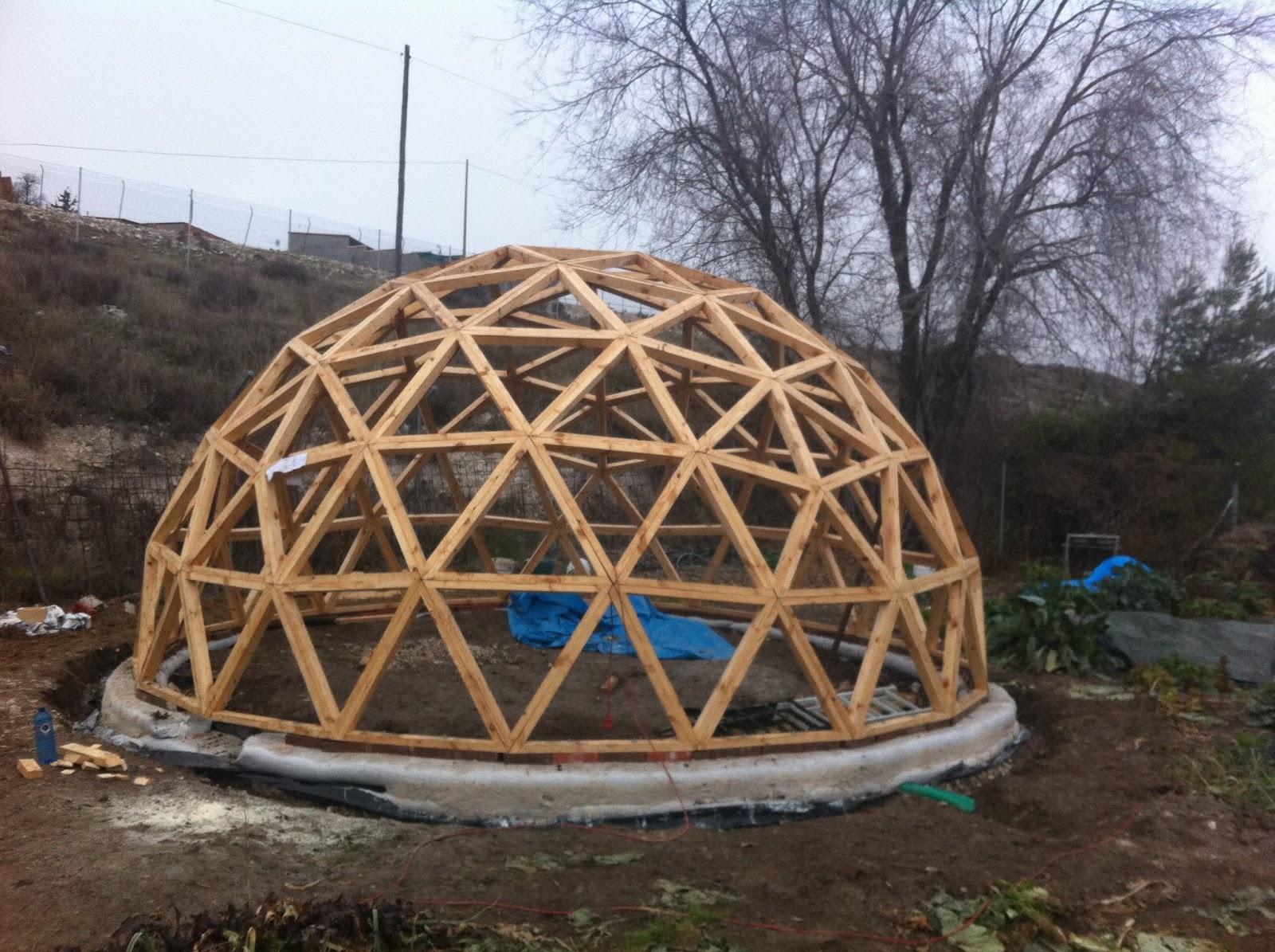 Domo Geod 233 Sico Forma Perfeita De Buckminster Fuller