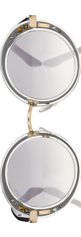 Jimmy Choo Gem Sunglasses