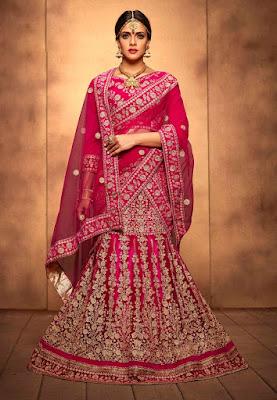 Stunning-indian-bridal-lehenga-choli-designs-that-bride-must-have-7