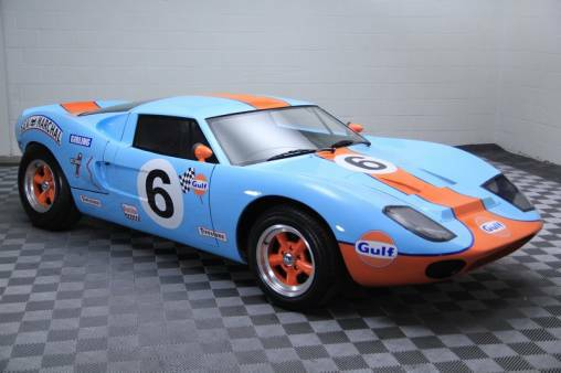 The Best Avenger Is Still The Worst Gt40