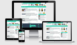 Template Simple Fast 2014 Responsive Free