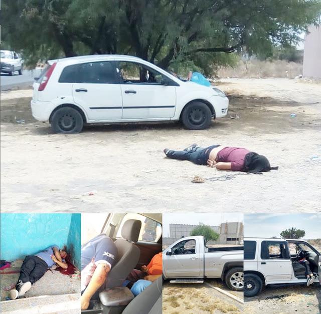 Ejecuciones y Balaceras en Guanajuato dejan 19 muertos niños de 5, 7 y 12 años entre las victimas