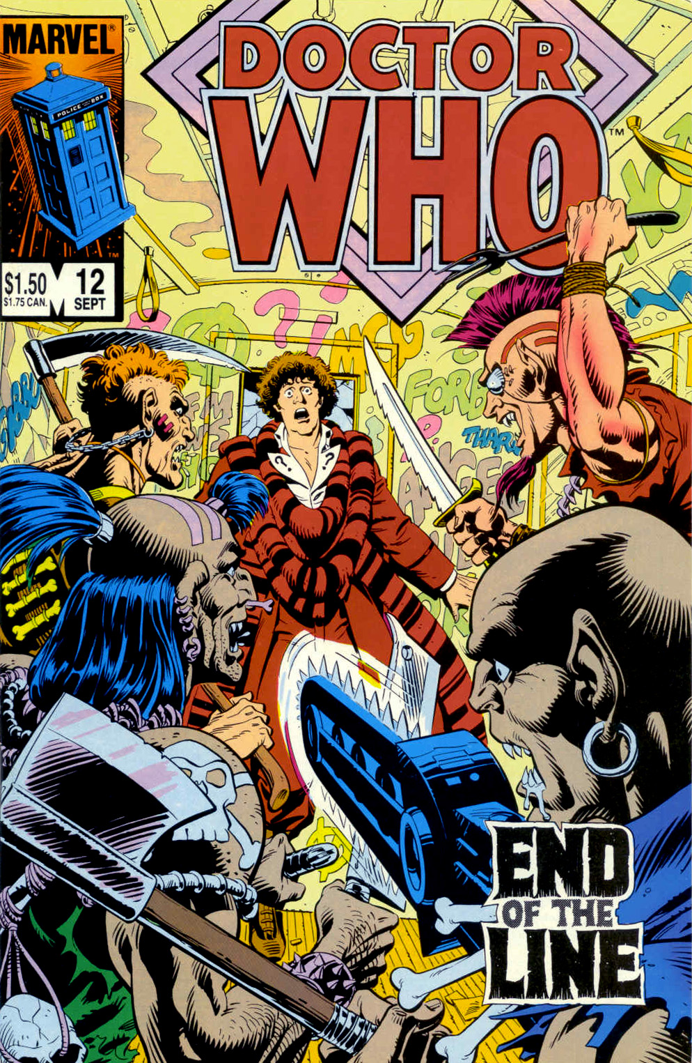 Doctor Who (1984) 12 Page 1