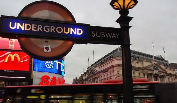 Metro de Londres: Underground