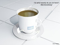 Coffee Cup modified - 3D rendering - Omer Toledano